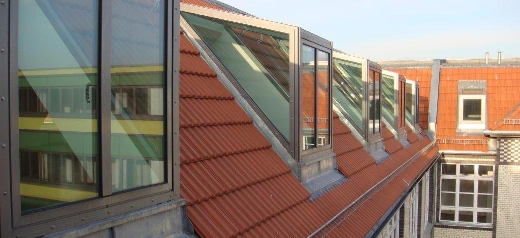 Bekijk de kosten van een glazen dakkapel